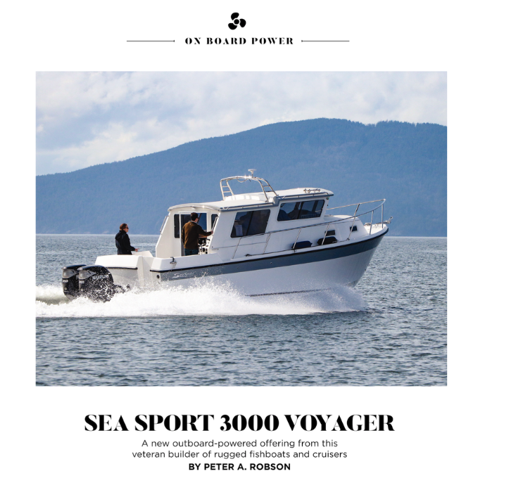 Sea Sport Voyager 3000 Reviews